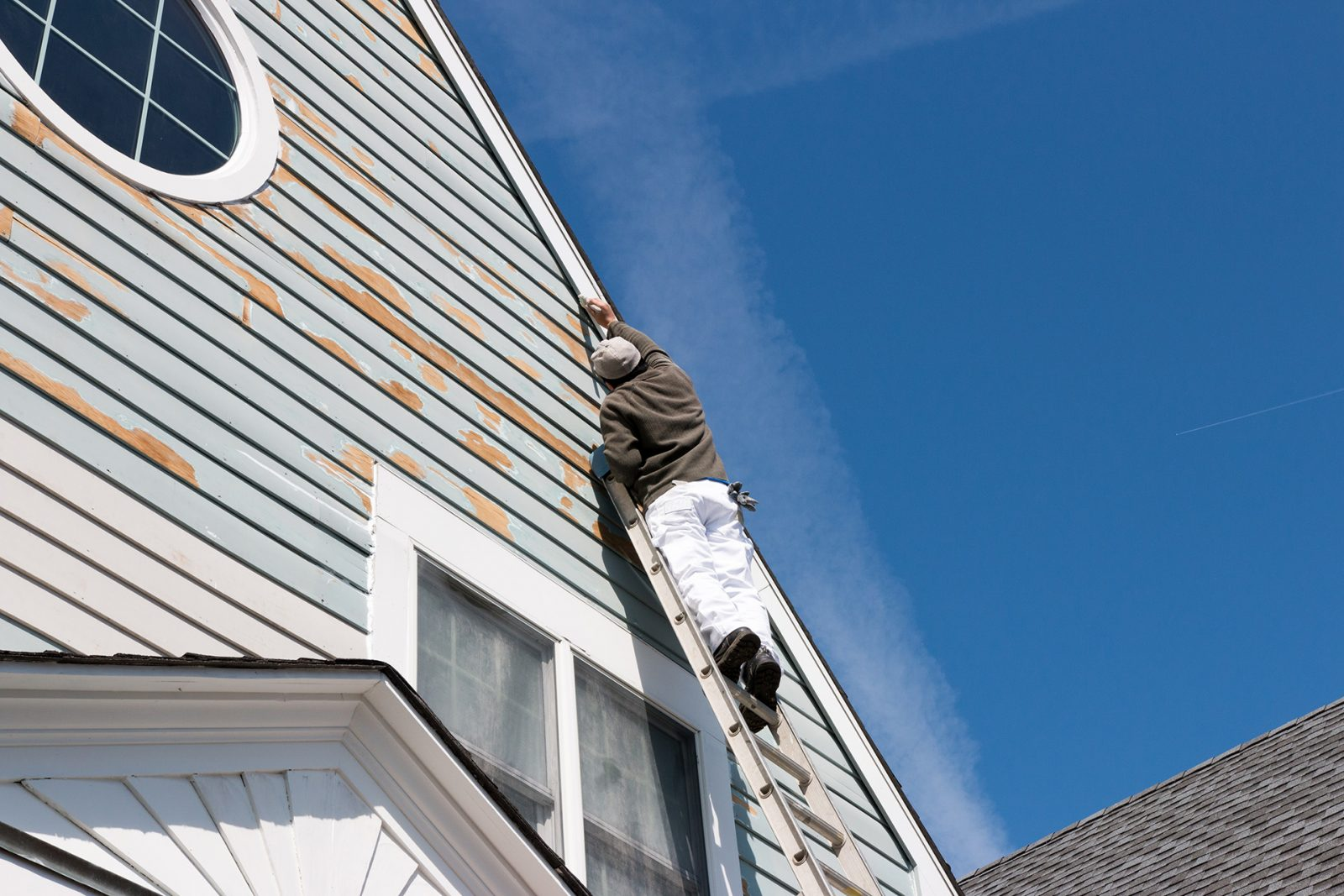 Residential Exterior Painter