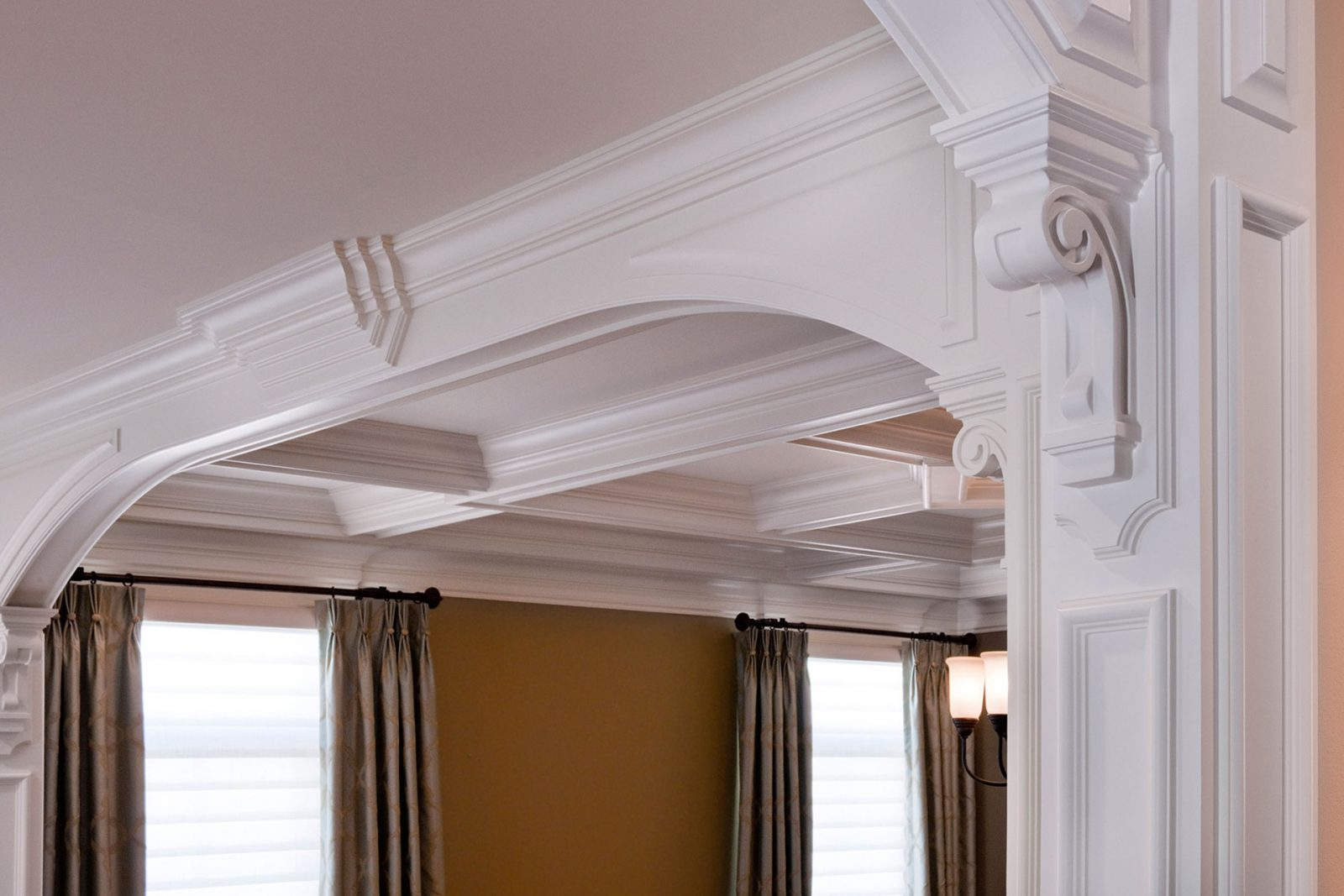 Custom Molding - Lakeshore Decorating
